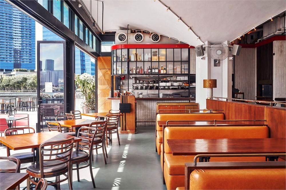 The 13 best waterside restaurants in Singapore