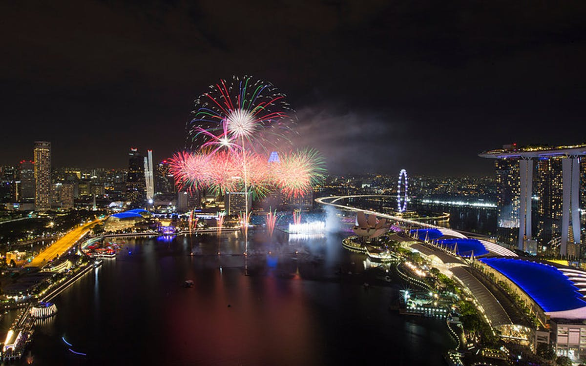 13 of the best restaurants with a view in Singapore