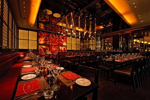 db Bistro & Oyster Bar - Marina Bay Sands