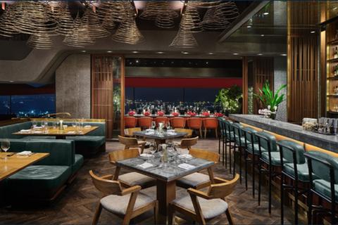 Ce La Vi Restaurant Singapore
