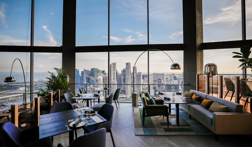 SKAI Restaurant - Swissotel the Stamford