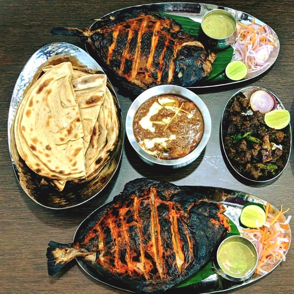 Sankranti Restaurant @Syed Alwi Road