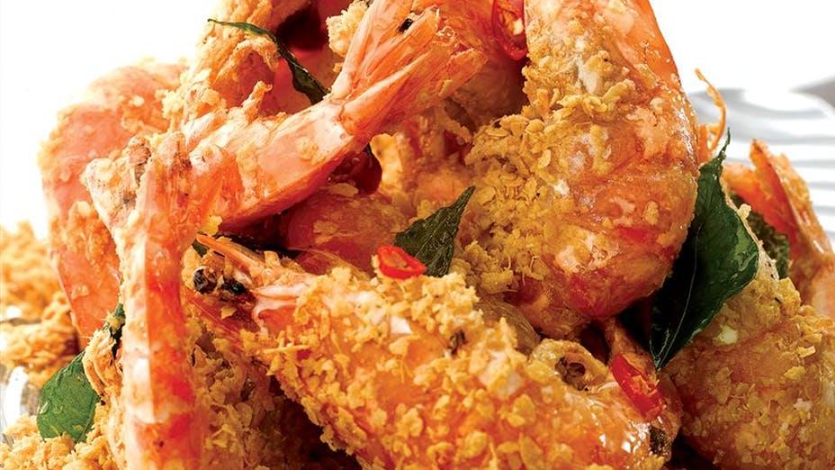 JUMBO Seafood @The Riverwalk