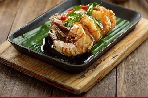 Seafood Paradise at Marina Bay Sands