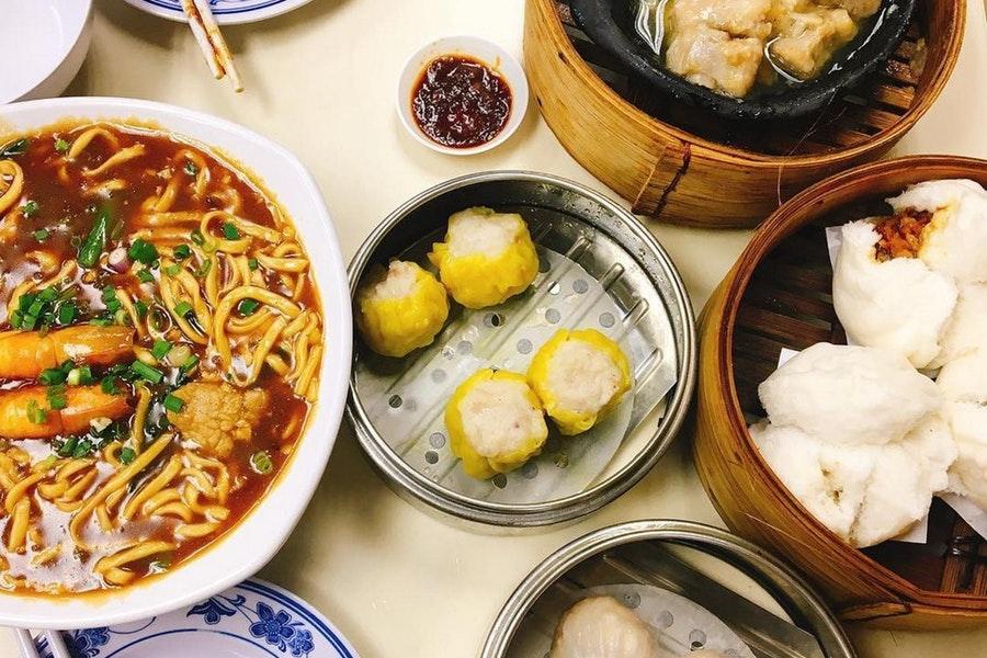 126 Dim Sum Wen Dao Shi @Boon Keng