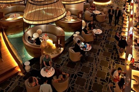 Atrium - Pan Pacific Singapore