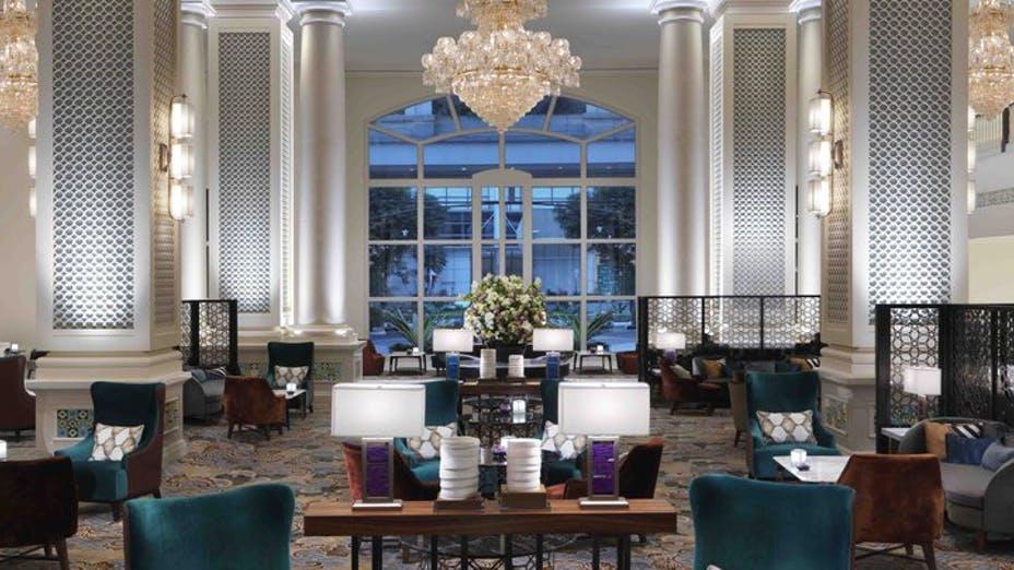 The Lobby Lounge - InterContinental Singapore