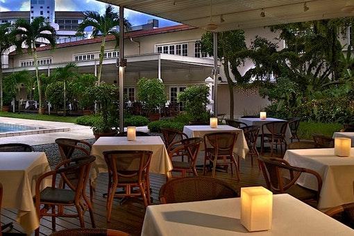 L'Espresso - Goodwood Park Hotel
